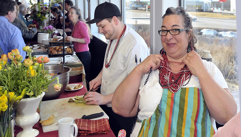 Good Table Wins Breakfast Cook Off By 4 Votes Portland Press Herald