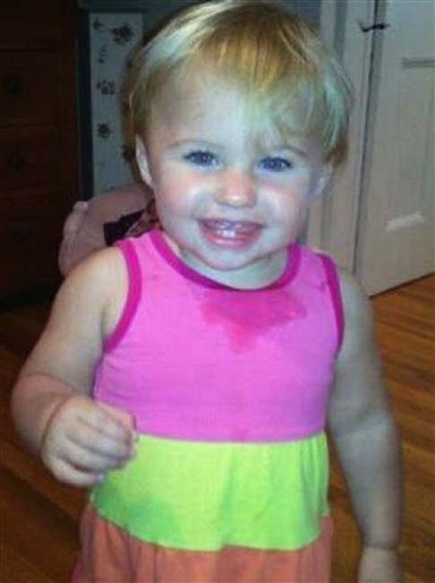 Toddler Ayla Reynolds disappeared Dec. 17, when she was 20 months old. She hasn't been seen since.