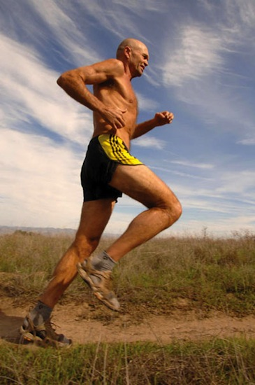 60-year-old ultrarunner Micah True, above, went missing near the rugged wilderness of New Mexico's Gila National Forest on Tuesday. He hasn't been seen since.