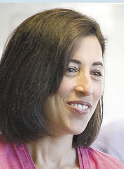 Former Maine gubernatorial candidate Rosa Scarcelli