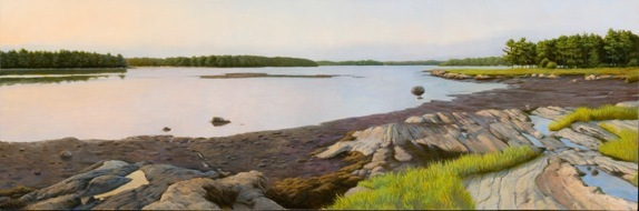 """Staples Cove"" by James Mullen."