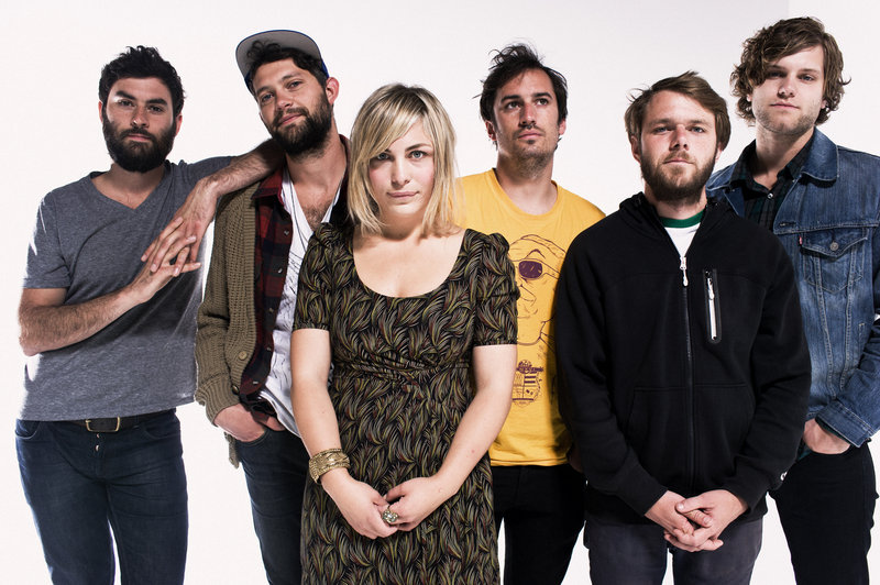 Seattle-based The Head and the Heart has shared the stage with the likes of Dave Matthews, The Low Anthem and My Morning Jacket.