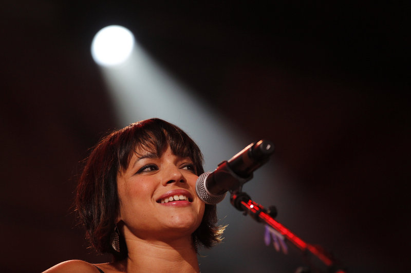 "Singer Norah Jones planned to perform her new album, ""Little Broken Hearts,"" at South By Southwest in Austin on Saturday."
