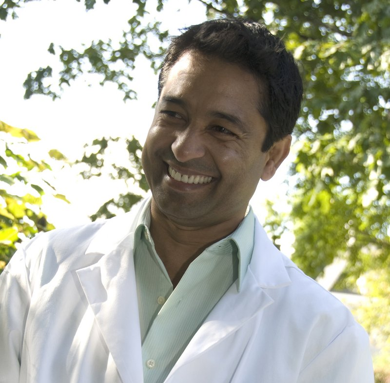 Maple researcher Navindra Seeram