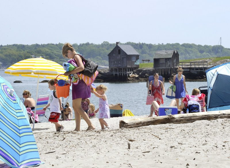 The Willard Beach neighborhood in South Portland sparks significant interest among home buyers, Realtors say. Its walkable nature, local stops and, of course, Willard Beach, are strong draws.