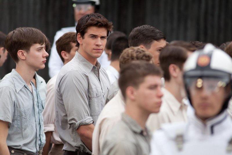 Liam Hensworth is Gale in