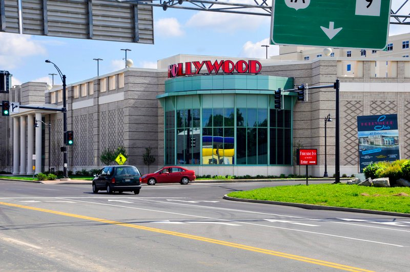 Facing competition from the new Oxford Casino in central Maine, Hollywood Slots in Bangor got approval in 2013 to add table games and changed its name to Hollywood Casino.