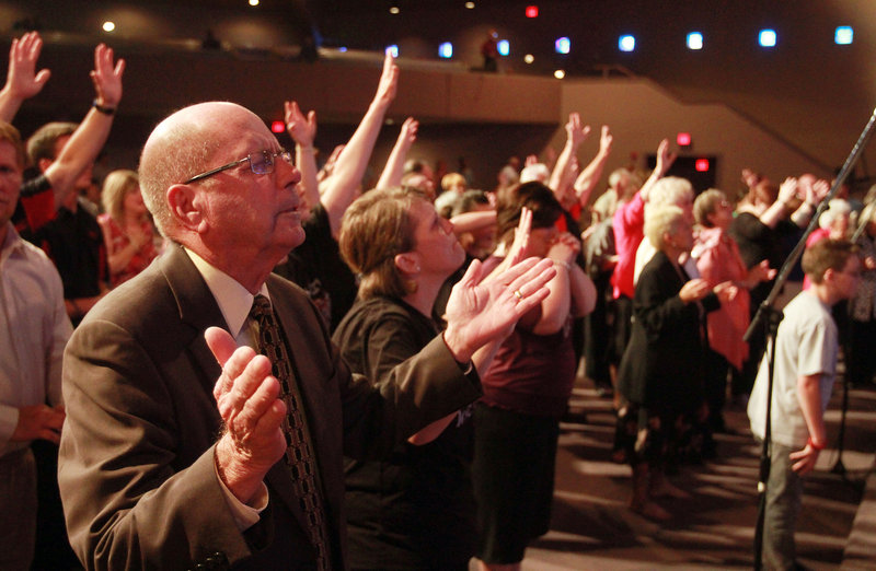 The Brownsville Assembly of God in Pensacola, Fla., has cut the church's debt to $6.5 million. Its revivals once attracted thousands of people.