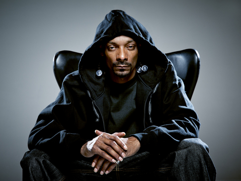 The rapper Snoop Dogg will play two shows in Portland on Friday.