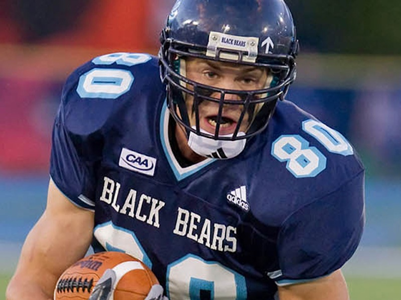 Former UMaine star Derek Buttles has signed with the National Football League's Buffalo Bills. He's the fourth UMaine player in the last week to sign with an NFL team.