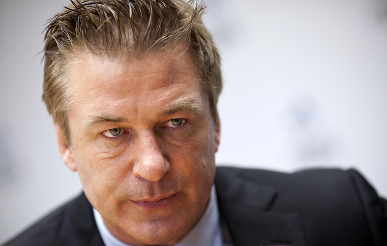 Actor Alec Baldwin is going to Congress to ask for increased federal funding for the arts.