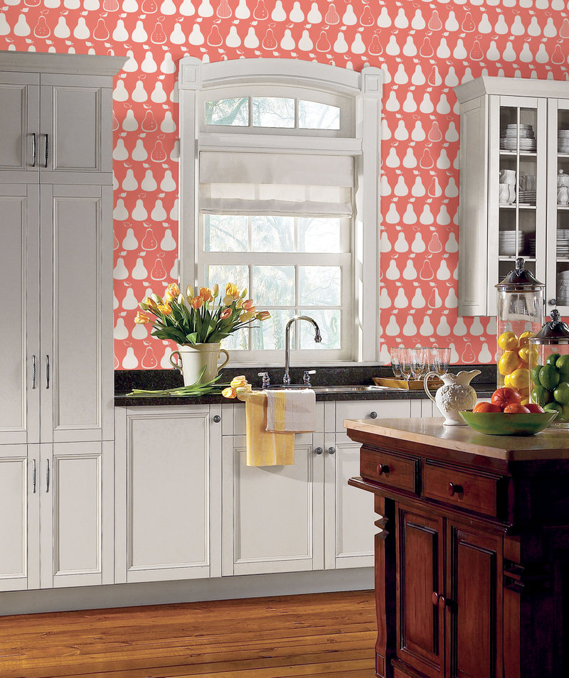 Kitchen Wall Coverings : Put the kitsch back in kitchen portland press