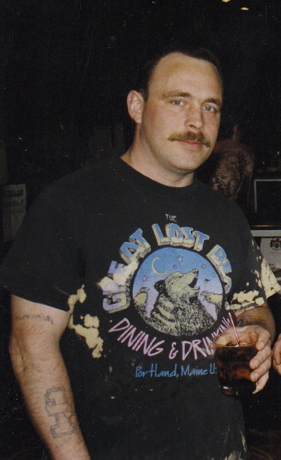 Fifty-one-year-old Howard Mansfield, seen in 1996, died alone in his Portland apartment March 3, where his body was discovered March 3.