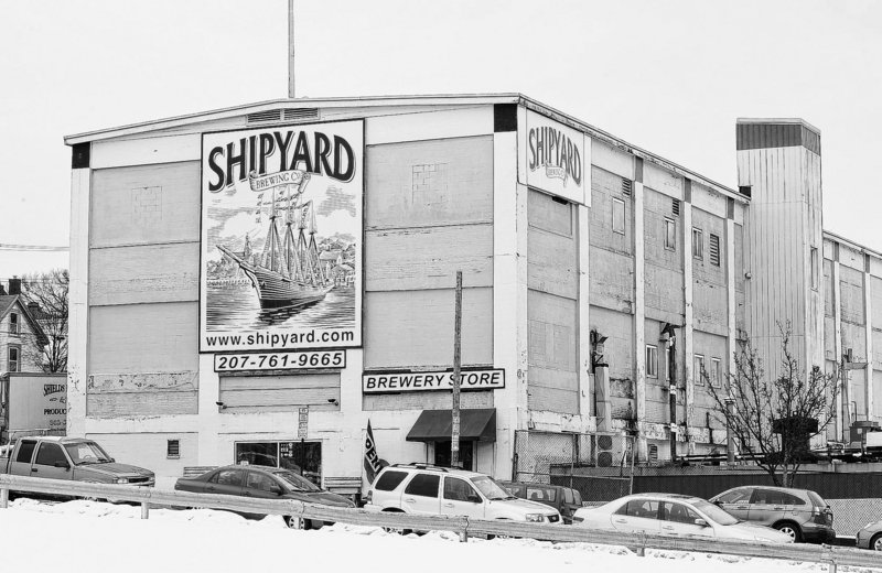 "Shipyard Brewery stays in Portland, despite the high sewer costs, ""because there is a strong belief in the city of Portland and its people,"" a reader says."