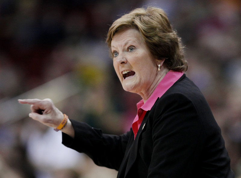pat summit placed 10th of all collegiate basketball coaches in tennessee The winningest coach in division i college basketball head coach pat summitt of the tennessee summitt ties adolph rupp for second place on the all.