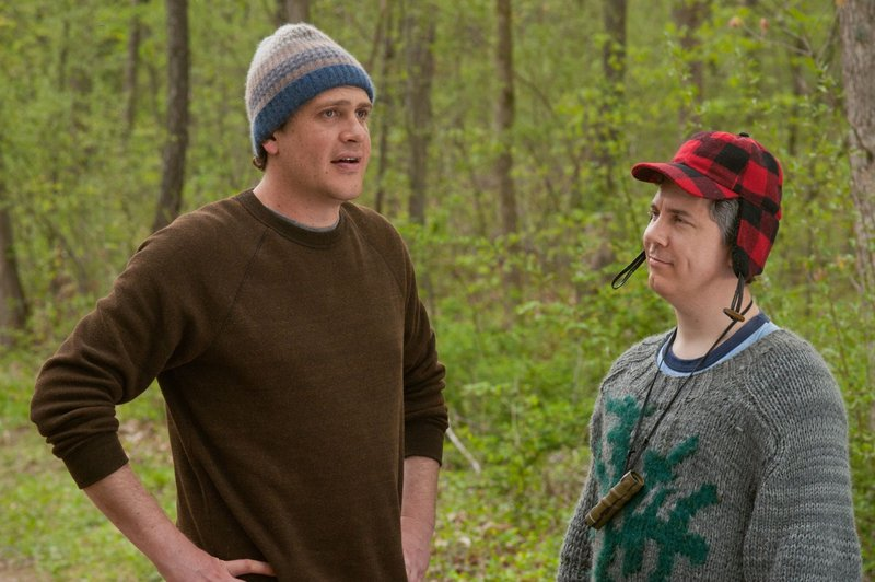 """Jason Segel and Chris Parnell in """"The Five-Year Engagement."""""""