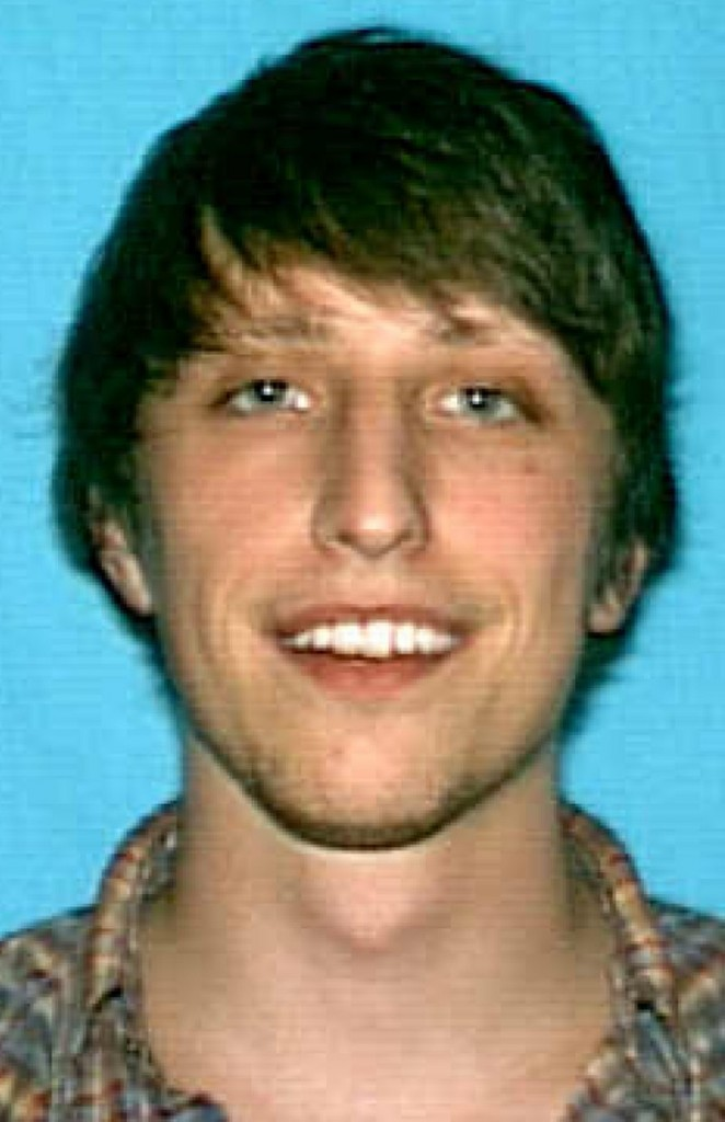 This undated driver's license photo shows Dean Levasseur, 24, of Freeport, who disappeared during a weekend party hosted by University of Maine students at a secluded location in the woods.