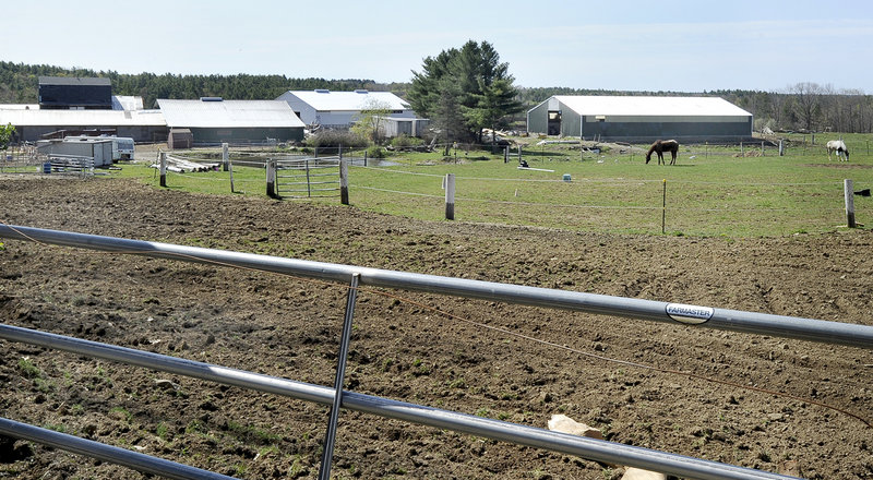 According to the business' website, Whistlin' Willows Farm in Gorham is owned by William and Anne Kozloff.