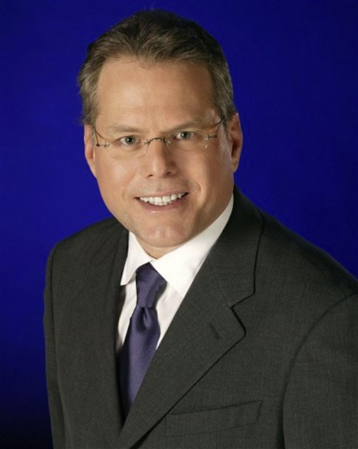 This undated file photo provided by Discovery Communications Inc., shows president and CEO David Zaslav. Zaslav is one of the top 10 highest paid CEOs at publicly held companies in America last year, according to calculations by Equilar, an executive compensation data firm, and The Associated Press. The Associated Press formula calculates an executive's total compensation during the last fiscal year by adding salary, bonuses, perks, above-market interest the company pays on deferred compensation and the estimated value of stock and stock options awarded during the year. (AP Photo/Discovery Communications, Inc.) ENTERTAINMENT;EXECUTIVES