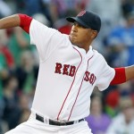 Felix Doubront worked six innings against the Cleveland Indians on Saturday, allowing one run on three hits. The Red Sox won, 4-1.
