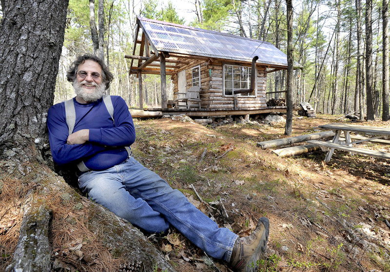 Tracy Moskovitz has turned his 1,000-acre tract of land in Jefferson into the Hidden Valley Nature Center. The center is a nonprofit with 300 members who lead classes of their choosing for guests.
