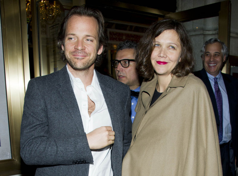Actors Peter Sarsgaard and Maggie Gyllenhaal now have two daughters.