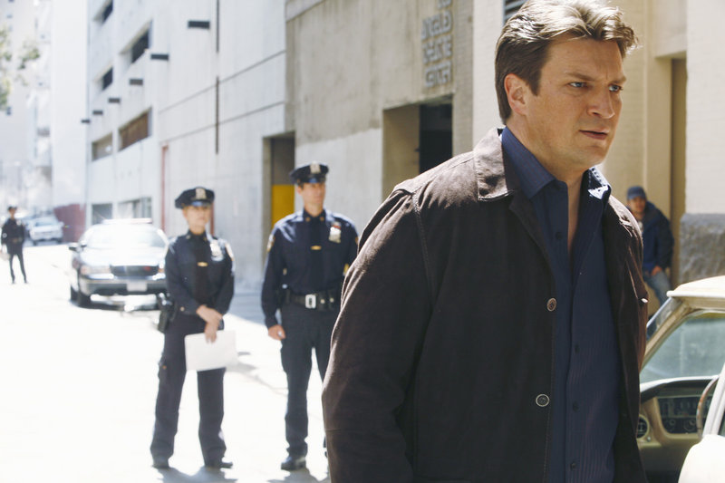 Nathan Fillion in