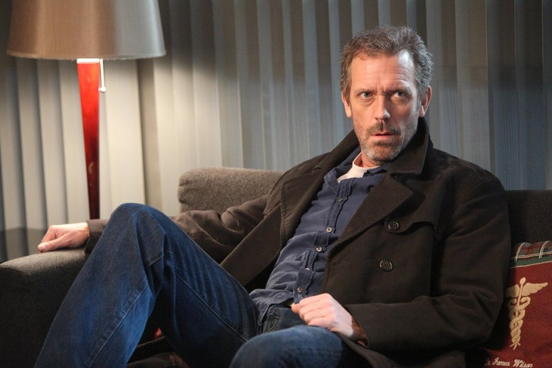 Hugh Laurie in