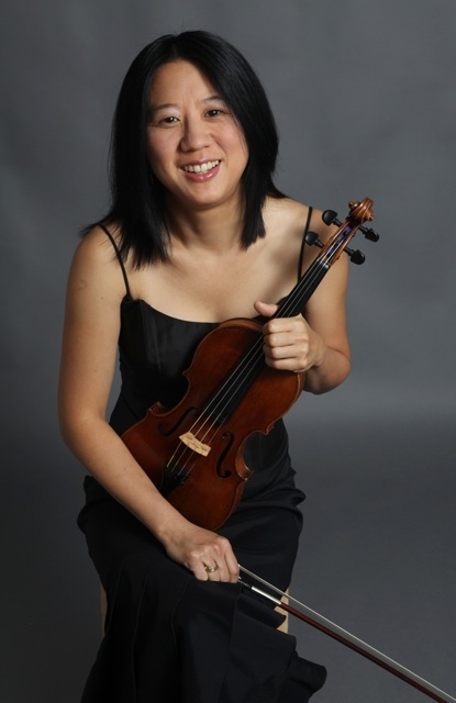 The Portland Chamber Music Festival presents its only concert prior to its summer festival in August at 8 p.m. Friday at the Freeport Performing Arts Center, 30 Holbrook St. Clarinetist Jo-Ann Sternberg, violinists Sunghae Anna Lim (above) and Gabriela Diaz, violist Stefanie Taylor and cellist Marc Johnson will perform the music of Josquin, Mozart, Dvorak and Rebecca Clarke. Tickets cost $25. For details and tickets, visit freeportperformingarts.com or call 329-2056.