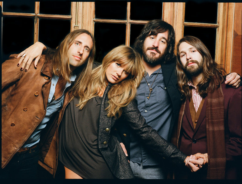 Grace Potter & The Nocturnals are at the State Theatre in Portland on Aug. 23. Tickets go on sale today.