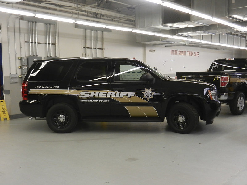 The new Chevrolet Tahoes are projected to get somewhat better gas mileage than other vehicles, but, more importantly, have a large amount of cargo room for police equipment.