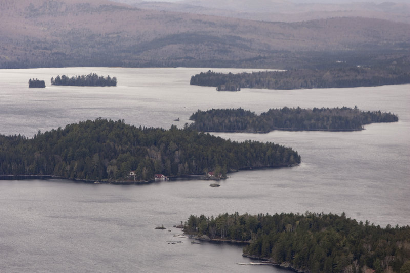 Canoeing and kayaking are obvious diversions in the Rangeley area, so take in the view from the top of Bald Mountain and leave plenty of time to experience the other natural wonders.