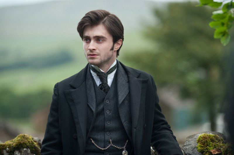 "Daniel Radcliffe in ""The Woman in Black."""