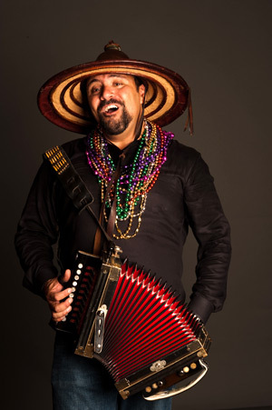 Terrance Simien and The Zydeco Experience are at Stone Mountain Arts Center in Brownfield on Saturday.