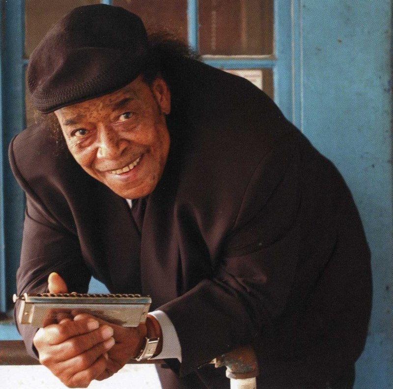 Harmonica virtuoso James Cotton will be performing at the Chocolate Church Arts Center in Bath on Saturday.