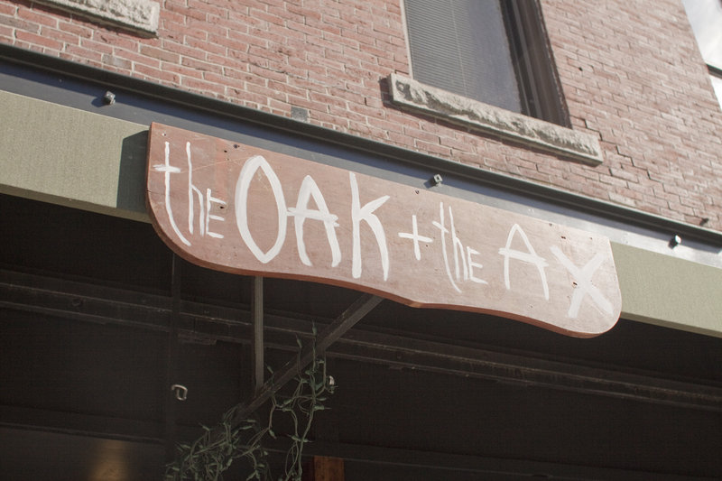 The Oak and The Ax in Biddeford is a great place to listen to live music.