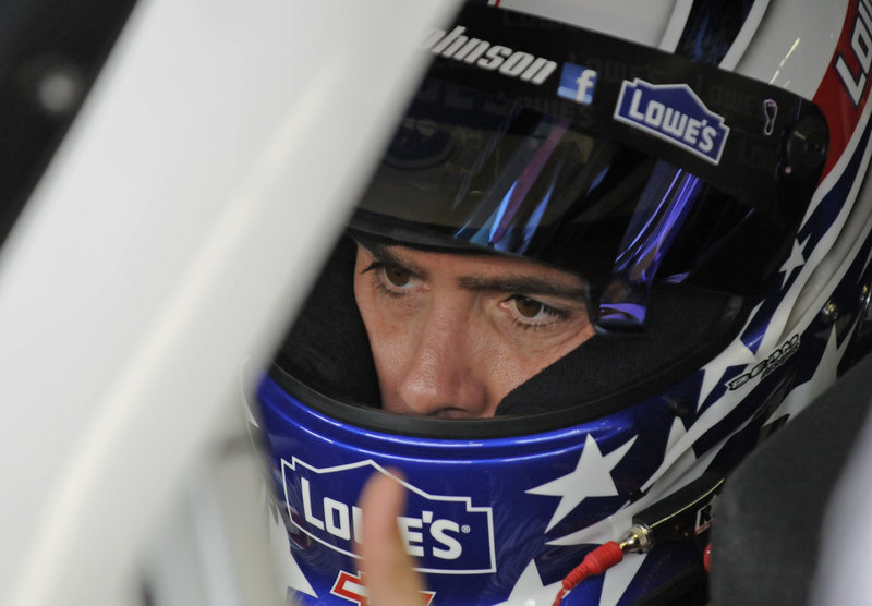 Jimmie Johnson won last weekend's All-Star race at Charlotte Motor Speedway to add to his win total at the site of this weekend's Coca-Cola 600. Johnson has won nine times at the 1.5-mile track.