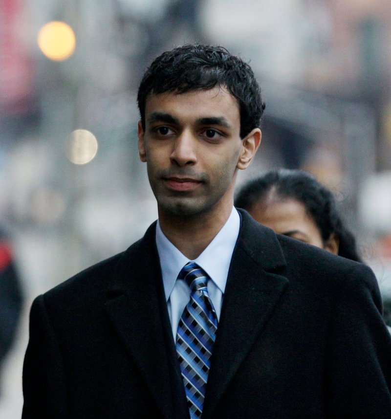Dharun Ravi will begin serving a 30-day jail term today. He was convicted of 15 criminal counts in March.