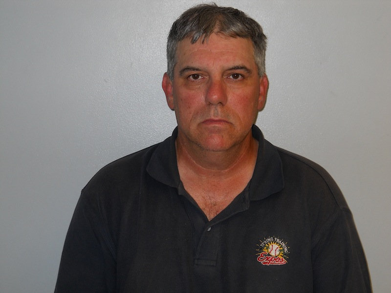 Robert Joubert, 58, who has been accused of sexually assaulting juvenile boys.
