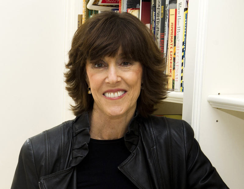Author, screenwriter and director Nora Ephron at her home in New York. Publisher Alfred A. Knopf confirmed today that she died of leukemia in New York.