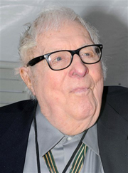 An April 25, 2009, photo of author Ray Bradbury attending The Los Angeles Times Festival of Books at The University of California in Los Angeles.