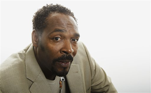 Rodney King, in an April 13, 2012, photo.