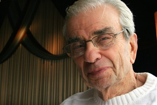 """Composer and lyricist Richard Adler won Tony Awards for co-writing the songs for hit musicals including """"The Pajama Game"""" and """"Damn Yankees."""""""