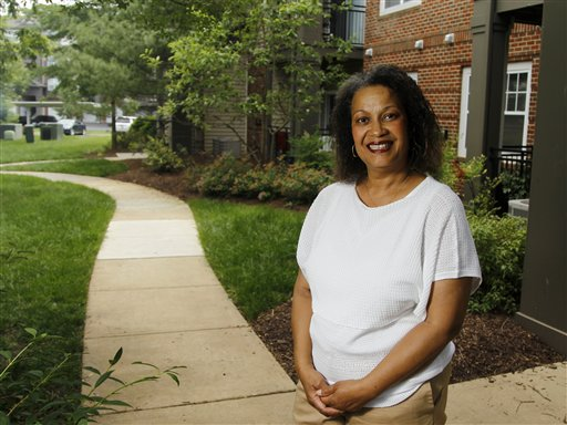 Angela Laws, 58, of Leesburg, Va., runs a small business that cleans and maintains commercial buildings. She figures that she'll remain uninsured if she can't find an affordable coverage option that fits a monthly budget already crammed with rent, utility and car payments.