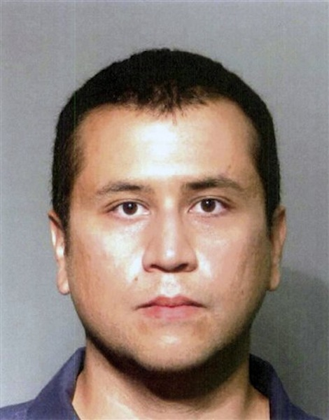 This file booking photo provided by the Seminole County Sheriff's Office shows George Zimmerman. The former neighborhood watch volunteer who killed Trayvon Martin told his wife to buy bulletproof vests for them and for his attorney, according to jailhouse calls released Monday, June 18, 2012.