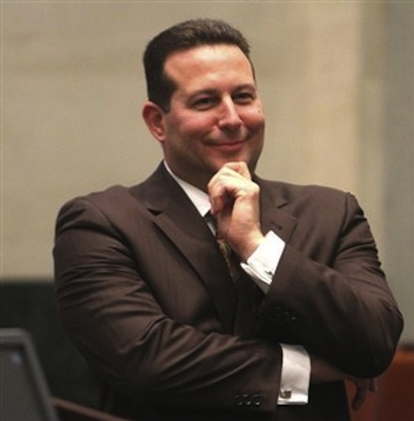"Jose Baez, author of the new book ""Presumed Guilty: Casey Anthony: The Inside Story."""