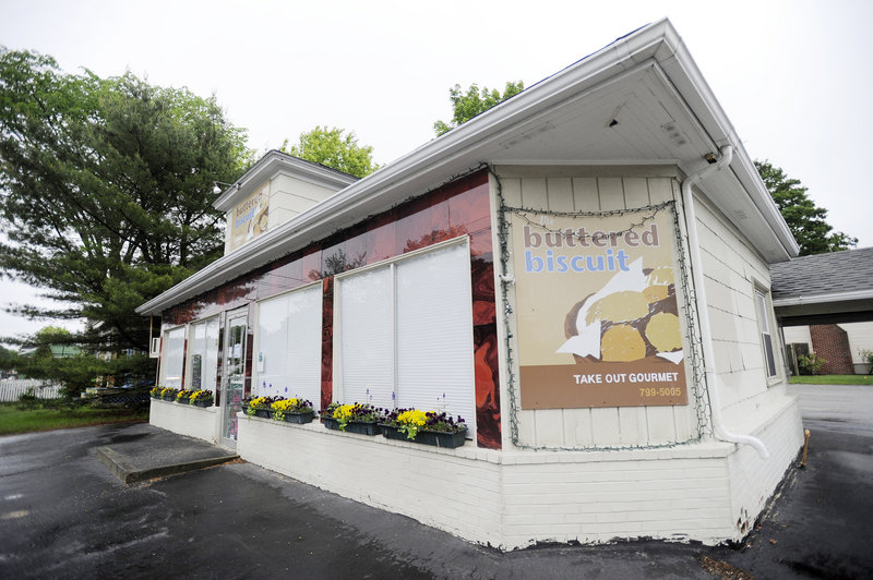 Best Take-Out Restaurant: The Buttered Biscuit