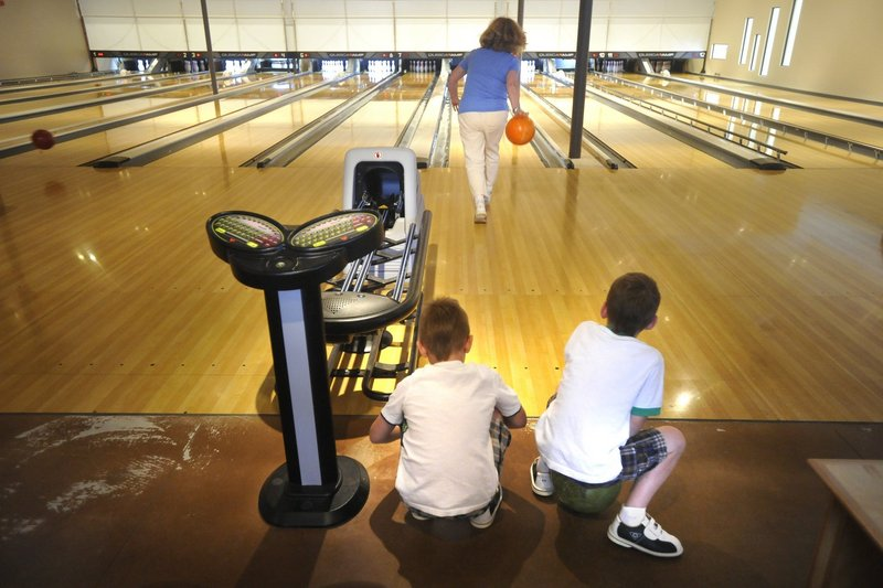 Best Bowling Alley: Bayside Bowl