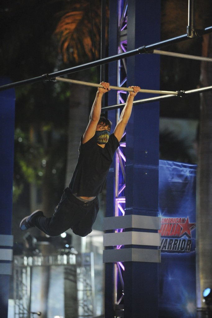 "Jesse Villarreal competes on the reality TV show ""American Ninja Warrior."" The sport, called parkouring, is ""great for keeping your mind and body fit,"" he says."