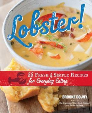 "Brooke Dojny's ""Lobster!"" is in bookstores now."
